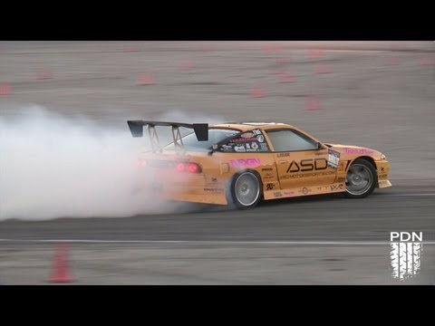 Drift Cars - Holley LS Fest