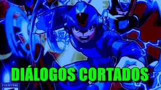 Mega Man X8 | Diálogos sin utilizar: X, Axl y Zero como navegadores (Sub Español)