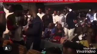 Rare Video: Stonebwoy And Shatta Wale Jumping To Each Others Tunes