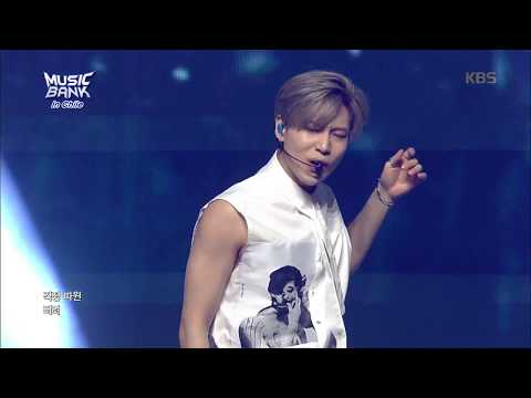 뮤직뱅크 Music Bank in chile MOVE - 태민(Taemin) 20180411