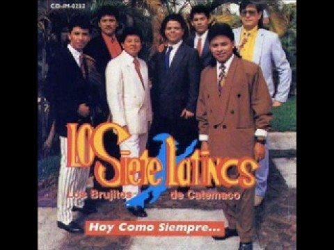 los siete latinos