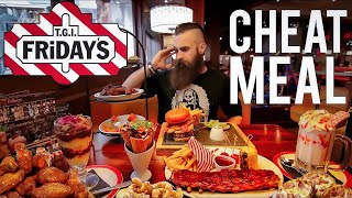 The Ultimate TGI Friday's Cheat Meal | The Chronicles of Beard Ep. 48