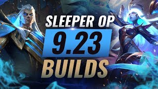 10 NEW Sleeper OP Builds That Almost NOBODY USES in Patch 9.23 - League of Legends Season 10