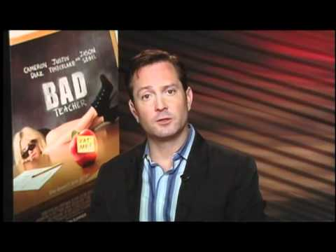 Bad Teacher - Exclusive: Thomas Lennon Interview