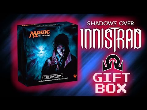 Magic the Gathering : Shadows over Innistrad - Holiday Gift Box