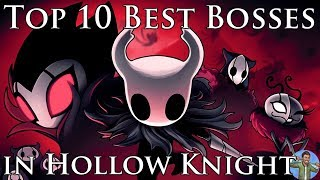 Top 10 Best Bosses in Hollow Knight