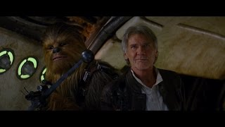 Han Solo steals back Millennium Falcon for good | Star Wars: The Force Awakens