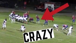 Greatest High School Football Trick Plays [EVER]