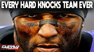 What Happened to EVERY TEAM EVER Featured HBO's Hard Knocks?