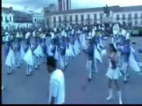 Banda Show Nuestra Señora de la Caridad - Venezuela 2009 1/2