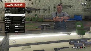How to make weapon shop and buy weapons in Unity like GTA