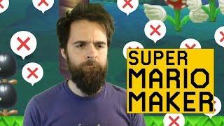 There is NO HOPE // SUPER EXPERT NO SKIP [#46] [SUPER MARIO MAKER]