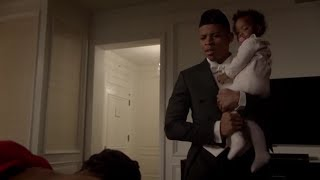 EMPIRE Hakeem takes back Bella from Anika