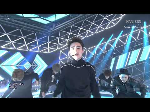 [HD 1080p/ 60fps] EXO - Call me Baby (Stage Mix-무대 교차편집)