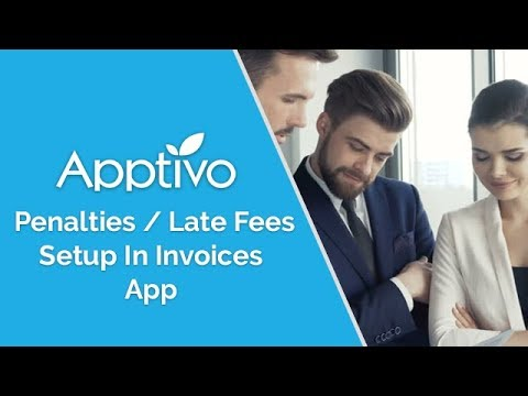 Invoice App Features: Automatic Late Fees
