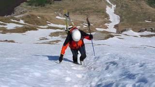 Sci, snowboard, arrampicata...tutto un mix