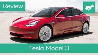 Tesla Model 3 2019 review –better than a 3 Series?