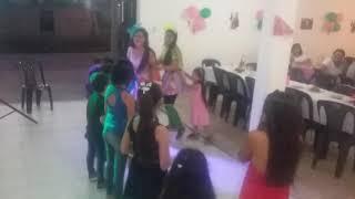 Bailes infantiles  soy una serpiente