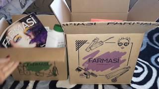 Unboxing Farmasi c1 2019 ( #1)