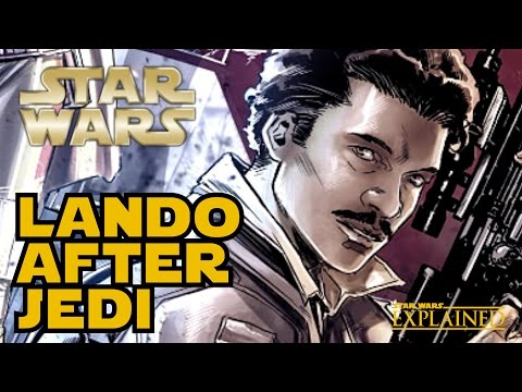 What Happened to Lando After Return of the Jedi (Canon) - Star Wars Explained