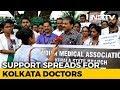 Doctors In Kerala Protest In Solidarity With Bengal Doctors
