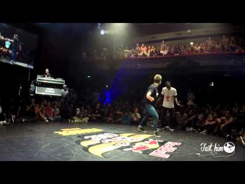 Baixar Final Red Bull BC One FRANCE CYPHER 2014 Noe Vs Dany