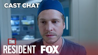 Reviews: Dr. Conrad Hawkins | Season 1 | THE RESIDENT