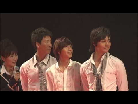 [DVD] SS501 Kim Hyun Joong at BOF Premium Event in Yokohama 090906 (Part 1/5)
