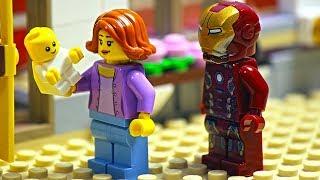 LEGO IRON MAN BABY (Lego City)