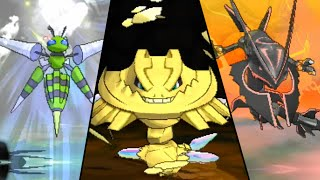 All NEW Shiny Primal and Mega Evolutions in Omega Ruby and Alpha Sapphire!