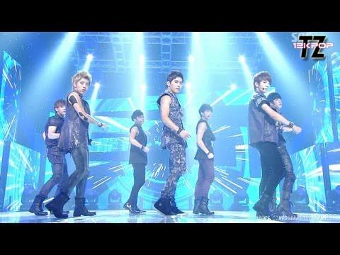 INFINITE(인피니트) - BE MINE 내꺼하자 Stage Mix~~!!