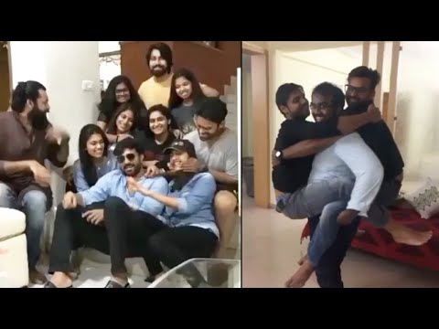 Sai Dharam Tej shares Friendship Day special video