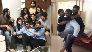 Sai Dharam Tej shares Friendship Day special video..