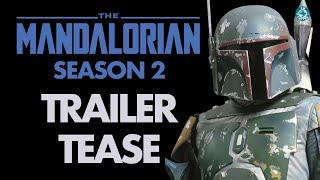 The Mandalorian Season 2 Boba Fett Tease