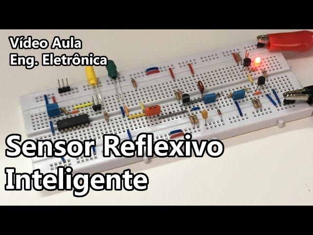 SENSOR REFLEXIVO INTELIGENTE | Vídeo Aula #285