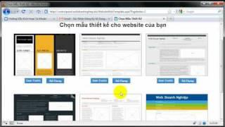 Tạo Website Công Ty/Doanh Nghiệp Miễn Phí Để Kinh Doanh Trực Tuyến