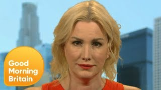 Actress Alice Evans Talks About Her Alleged Encounter With Harvey Weinstein | Good Morning Britain