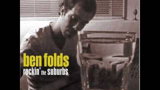 Fred Jones, Pt. 2- Ben Folds