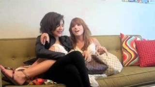 EXCLUSIVE: Bella Thorne and Zendaya talk PARIS!