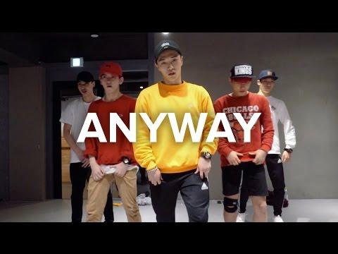 Anyway - Chris Brown / Junsun Yoo Choreography