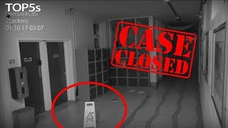 5 FAKE Ghost & Poltergeist Videos That You Shouldn't Fall For...