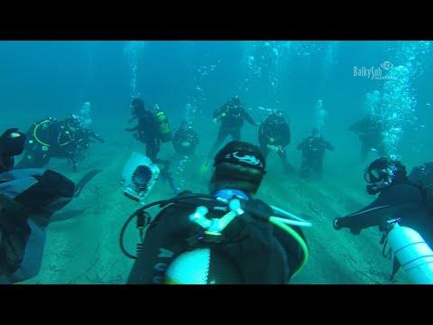 Scuba Uvas 2015 - Balkysub celebra el fin de año bajo el agua