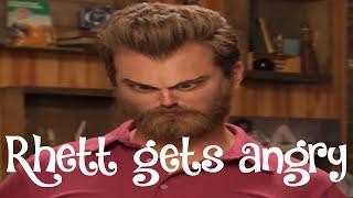 Rhett and Link: Rhett gets angry (Rhett's Rage)
