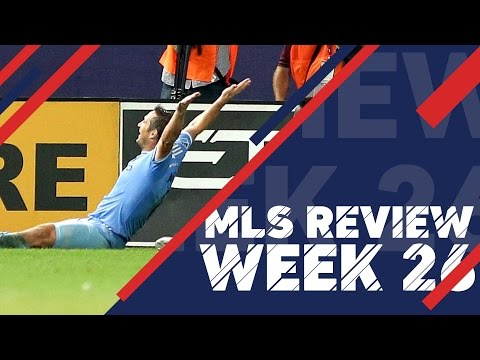 Lampard bails out NYCFC, Gio strikes & Dallas cruise | MLS Review, Week 26