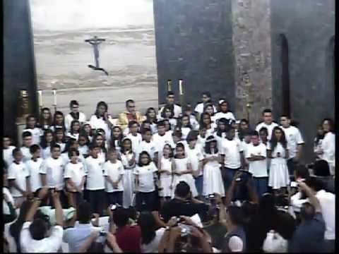 MISSA DA PRIMEIRA COMUNHÃO 25/11/2012 MATRIZ MAUÁ