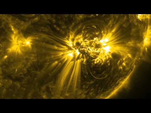 Thermonuclear Art – The Sun In Ultra-HD (4K)