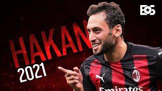 Hakan Calhanoglu - One Of Europe's Top Creative Midfielders - Insane Skills & Goals (2021)