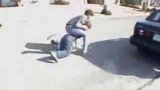 Chad James Fight