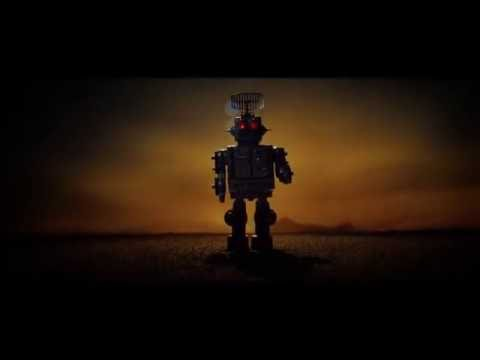 The new BMW 2 Series Gran Tourer ROBOT advert