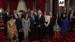 Indian-American Members of Congress Sworn In